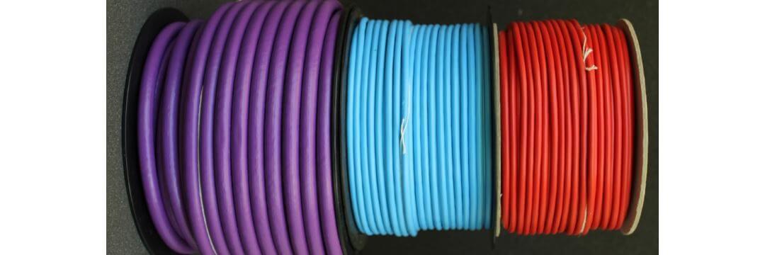 Detonating cords